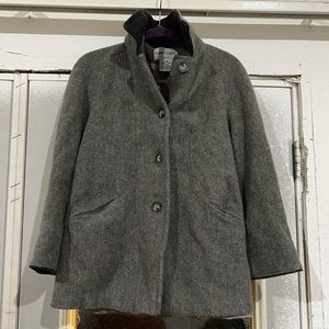 Jackets & Coats - Wool coat
